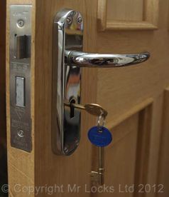 Monmouth Locksmith BS3261 Mortise Saslock